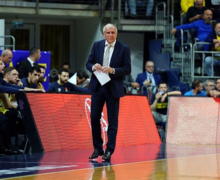Obradovic, Fenerbahçenin başında çıktığı maçlarda önemli bir galibiyet yüzdesi elde etti. Tecrübeli başantrenör, 7. sezonunu geçirdiği sarı-lacivertlilerle 507 maçta 382 galibiyet aldı ve yüzde 75,3 kazanma oranı yakaladı.
