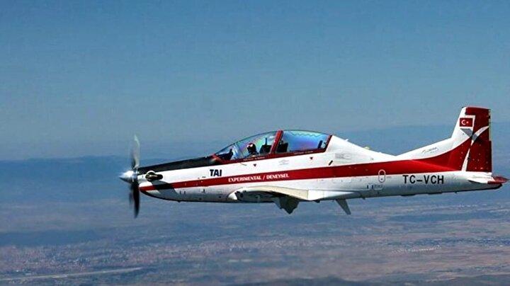 2017de Hürkuşun Silahlı Keşif ve Yakın Hava Destek Uçağı versiyonu Hürkuş-C Faz-I ile test faaliyetlerine başlanmasından 1 yıl sonra Faz-II versiyonu ile daha güvenli ve daha yüksek faydalı yük kapasiteli uçuş için uçak göklerdeki yerini aldı.