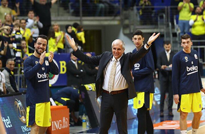 Avrupa Ligini biri Fenerbahçeyle olmak üzere 9 defayla en fazla kazanan başantrenör olan Obradovic, sarı-lacivertliler yönetiminde tamamladığı 6 sezonun 5inde, Avrupa basketbolunun kulüpler bazındaki en önemli organizasyonunda son 4e kalma başarısı gösterdi. Sarı-lacivertliler, Obradovic yönetiminde sadece ilk sezonunda Top 16 turunda elenmişti. Daha sonra tecrübeli başantrenörün liderliğinde sarı-lacivertli ekip, Dörtlü Finalin vazgeçilmez takımı oldu.