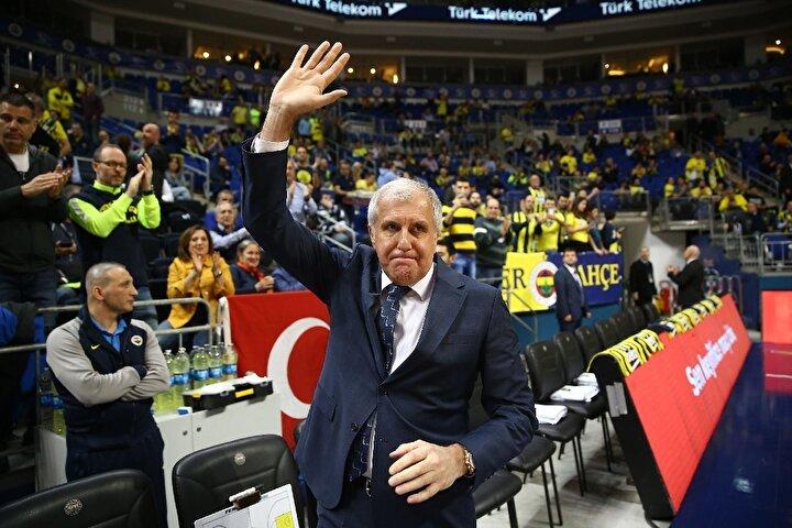 Kariyerinde Avrupa Liginde 24 sezon mücadele eden Obradovic, 18 kez Dörtlü Finale kalmayı başardı. Obradovic, Fenerbahçe ile üst üste 5 kez Dörtlü Finale kalarak kariyerinde de bir ilke imza attı. Deneyimli başantrenör, Fenerbahçe dışında Panathinaikosu 8, Real Madridi 2, Partizan, Benetton ve Joventut Badalonayı ise birer kez Dörtlü Finale götürdü. Obradovic, boy gösterdiği 18 Dörtlü Finalde 9 şampiyonluğun yanı sıra üçer kez ikincilik, üçüncülük ve dördüncülük yaşadı.