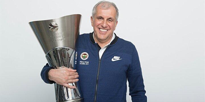 Zeljko Obradovic, kariyerinde çalıştırdığı 6 kulüp takımıyla da Avrupa kupası kazanma sevinci yaşadı. Partizan, Joventut Badalona, Real Madrid, Panathinaikos ve Fenerbahçeyle Avrupa Ligi şampiyonluğu elde eden Obradovic, 1998-1999 sezonunda ise Benettonun başında o dönemin en önemli kupalarından biri olan Saporta Kupasını elde etti. Obradovic, Saporta Kupasını 1996-1997 sezonunda da Real Madridin başında kazandı.