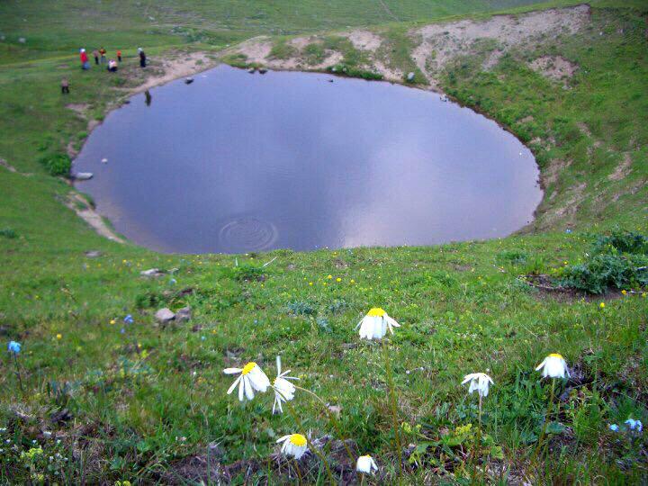 Bölgede, geçen yıl 6 Kasımda jandarma yetkililerinin eşlik ettiği kazıda suyu tahliye edilen göl alanı, iş makineleri ile kazıldı. Jandarma ekipleri, kazı alanına kimsenin yaklaşmasına izin vermedi. Kaynağı ve akarı olmayan Dipsiz Gölde, 4 gün sürdürülen kazı çalışmaları, define bulunamayınca sonlandırıldı. Buzul Çağından kalma, 12 bin yıllık Dipsiz Gölde tamamlanan kazı çalışmalarının ardından ekipler, alandan ayrıldı. Yol seviyesi ile birleştirilen göl alanı taş ve toprak yığını haline döndü.
