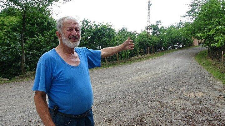 """Nuray Sarı isimli mahalle sakini de gelin olarak Yazlık Mahallesi'ne geldiğini ifade ederek, """"Daha önce Türkiye'de böyle bir şey duymadım. Burada mezarlıklardaki soy isimler de Sarı. Aynı isimden çok var"""" şeklinde konuştu."""