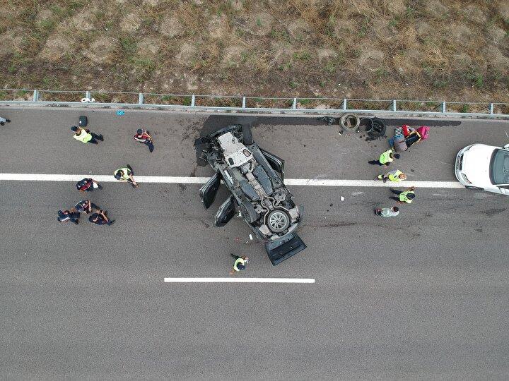 Alişanın trafik kazasında hasar gören aracı için kaskodan alacağı ücret belli oldu.