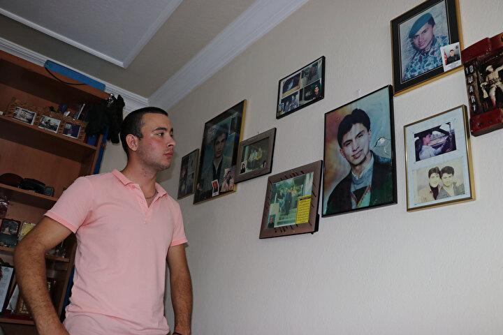 Kentte taksicilik yaptığı sırada vatani görev için Bitlise giden Sütçü, çok sevdiği Murat 124 marka otomobilini ailesine emanet etti. O dönem PKKlı teröristlerle çıkan çatışmada şehit düşen Sütçünün naaşı, Zonguldaka defnedildi.