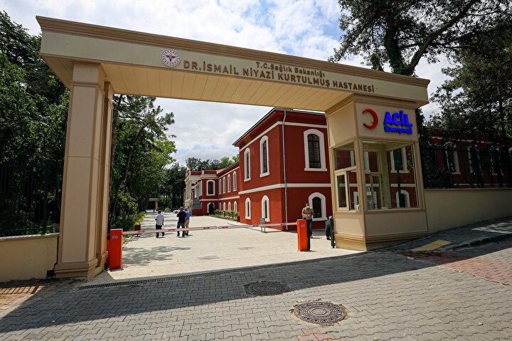 İstanbulun en eski sağlık tesislerinden biri olan tarihi hastane, Sağlık Bilimleri Üniversitesi (SBÜ) Yedikule Göğüs Hastalıkları ve Göğüs Cerrahisi Eğitim ve Araştırma Hastanesi bünyesinde bölge halkına hizmet veriyor.