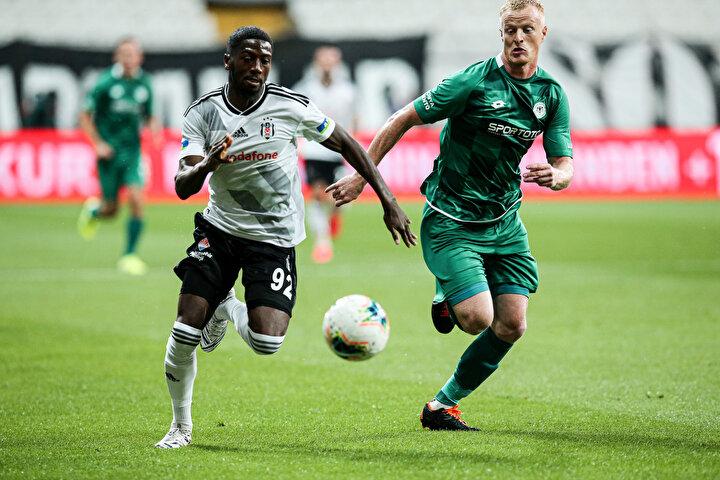 Abdoulay Diaby (Beşiktaş): 8.1 puan