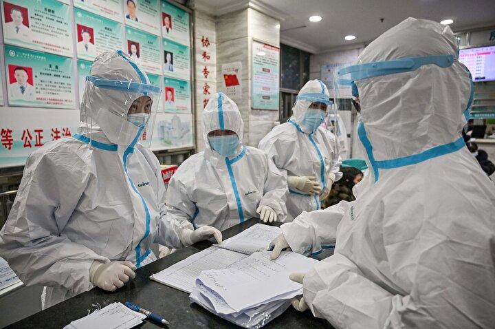 Koronavirüs (Covid-19) salgını dünya genelinde etkili olmaya devam ederken Çinden korkutucu bir açıklama daha geldi.