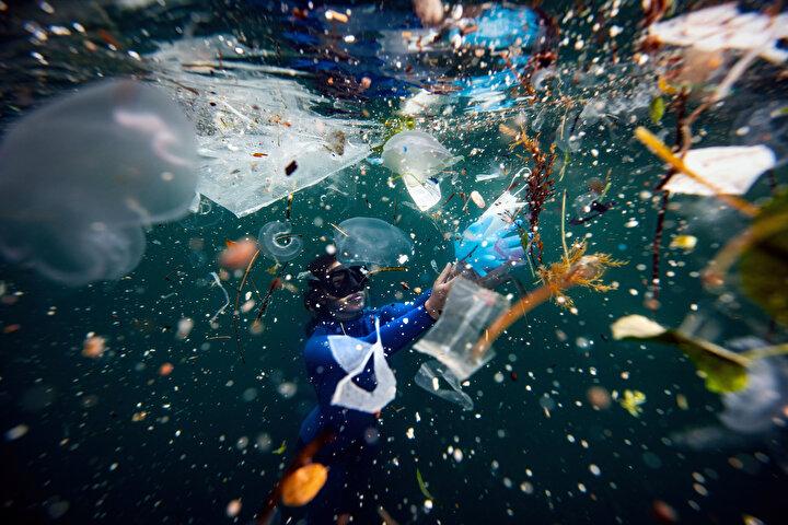 Bu kapsamda, Sürdürülebilir Kalkınma Amaçlarının 14üncüsü olan Sudaki Yaşam maddesinin savunuculuğuna sporculuk kariyerindeki başarılarının yanı sıra çevre kirliliği, plastik kullanımı ve küresel sıcaklık artışı gibi konulara dikkati çekmek için Salda Gölünden Antarktikaya kadar birçok yerde dalış yapmış olan Dünya Serbest Dalış Rekortmeni Şahika Ercümen atandı.