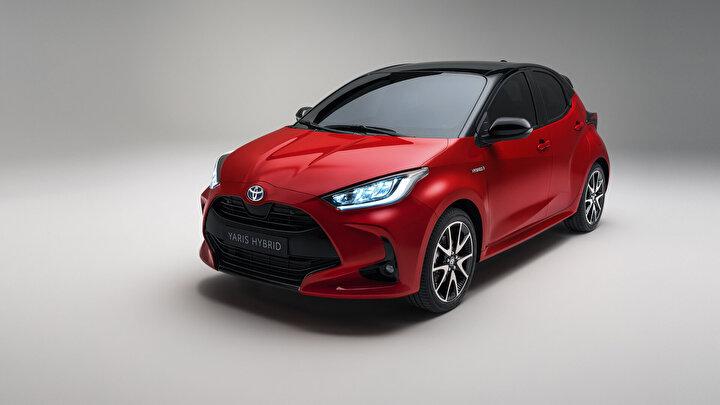 Yüzde 2,3ü Toyota,