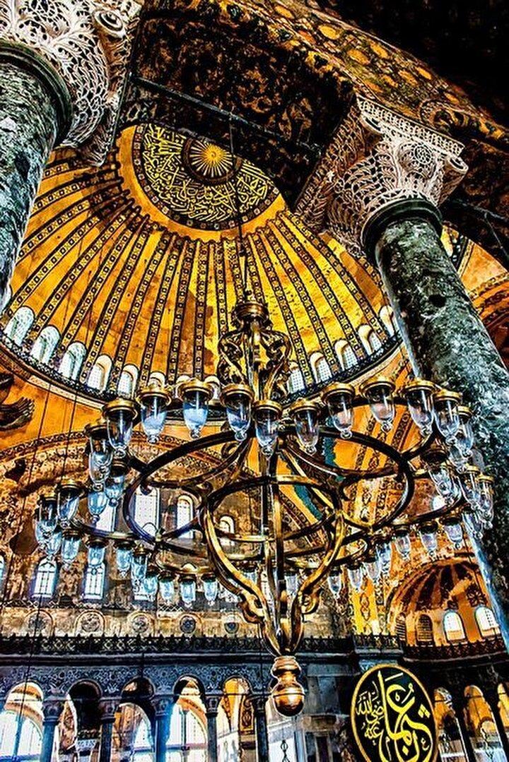 Seni görmek için gittiğim İstanbula İçinde namaz kılmak için de  gideceğim inşallah.