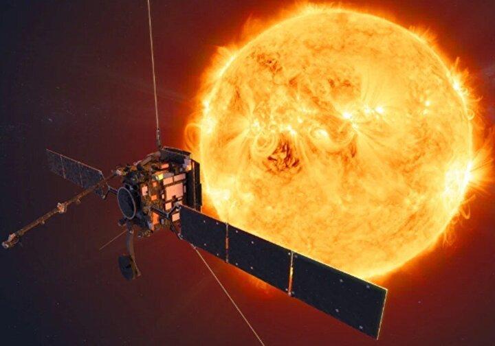 Fotoğraflar, geçtiğimiz ay ESA'nın geliştirdiği Solar Arbiter uydusu tarafından Güneş'in yaklaşık 75 milyon kilometre uzağından çekildi.
