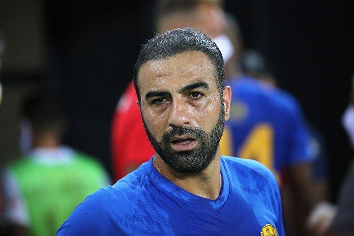 MKE Ankaragücünde futbolcular ve teknik heyet, karşılaşmanın ardından büyük üzüntü yaşadı.