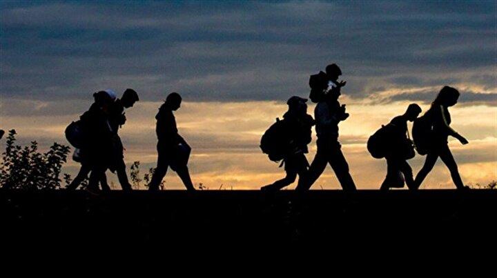 Yurt dışından gelen nüfusun 98 bin 554ünü Türkiye Cumhuriyeti (T.C.) vatandaşları, 578 bin 488ini ise yabancı uyruklu nüfus oluşturdu
