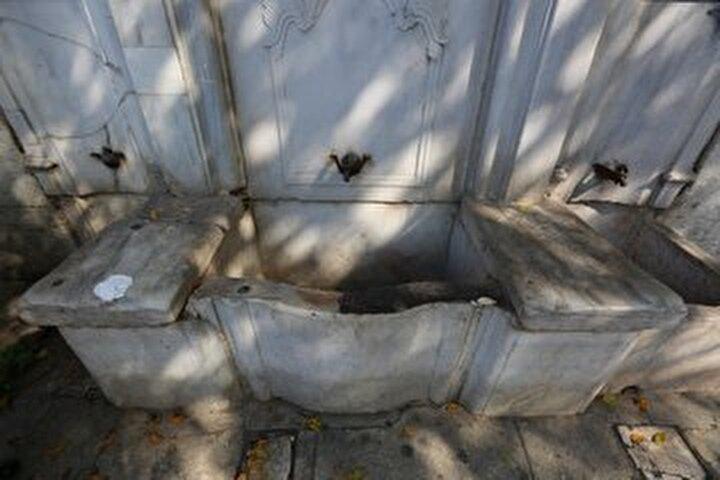 Tarihi Bekir Efendi Çeşmesi yaklaşık 40 yıl önce bulunduğu parktan alınarak Üsküdar Çengelköy deki Güzeltepe Caddesine taşınmıştı.