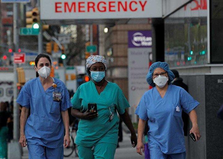 Hastalık Kontrol ve Önleme Merkezleri (CDC) tarafından yapılan araştırmada, ülkenin bazı eyaletlerindeki vaka sayısının mevcut resmi kayıtların çok üstünde olduğu kaydedildi.
