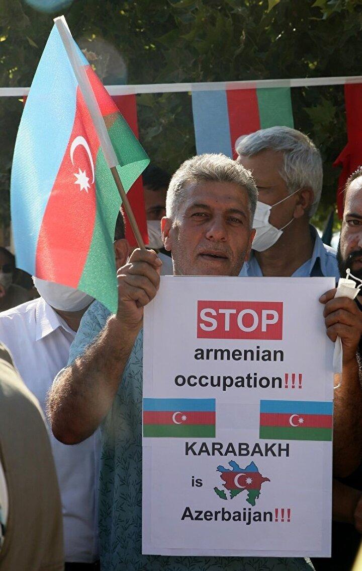 İsmailoğlu, Ermenistan, ateşkes döneminde sivil, savunmasız insanlara ve yaşadıkları yerlere büyük çaplı silahlarla yapmış oldukları bu saldırılarla uluslararası hukuk ve sözleşmeleri çiğneyerek, tecavüzkar politika izlediklerini bir daha ortaya koymuştur. dedi.