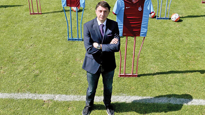 Trabzonsporun, yabancı teknik direktörle çalışacağını zannetmiyorum. Şota Arveladze, yabancı sayılmaz