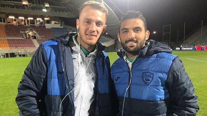 Ertuğrul Ersoy ve Umut Meraş ise Fransa Ligue 2 ekiplerinden Le Havre'ye imza atmıştı.