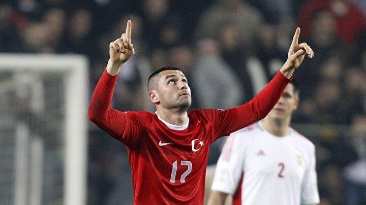 Milli golcü Burak Yılmaz, ayrıca Lille'de forma giyen dördüncü Türk futbolcu olacak.