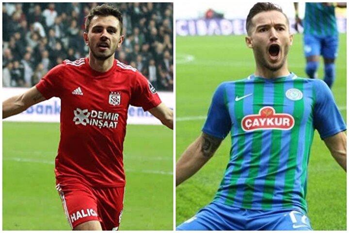 Galatasaray, Demir Grup Sivasspor ile sözleşmesi sona eren Emre Kılınç, Çaykur Rizespor ile kontratının sonunda olan Oğulcan Çağlayan ve Anagold 24 Erzincanspordan Kerem Aktürk ile anlaşma sağladı.