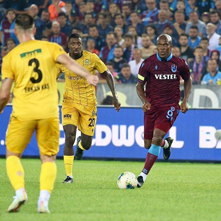 Anthony Nwakaeme (Trabzonspor): 29 maç; 11 gol, 9 asist