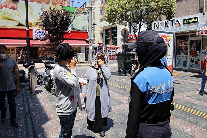 Sinop ve Denizlide koronavirüs yasağı