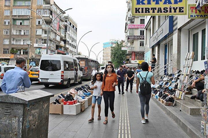Diyarbakırda vakalar artarken, uyarılar dikkate alınmıyor