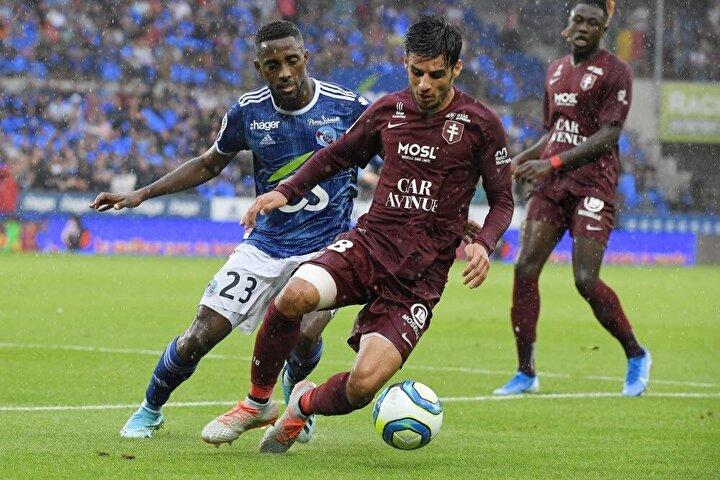 Metzden Fabien Centonze, Toulousedan Issiaga Sylla, Dijondan Bruno Ecuele Manga ve Reimsden Yunis Abdelhamid, takımlarının sahada olduğu 2 bin 520 dakika boyunca forma giydi.