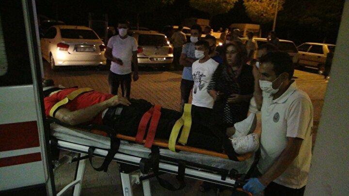 Kaza, gece saatlerinde Alişar köyü yakınlarında meydana geldi.