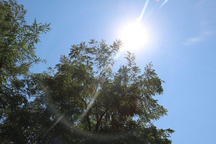 Meteoroloji Genel Müdürlüğü hafta sonu Şanlıurfa'nın da içinde bulunduğu 75 il için sıcak hava uyarısı yayınladı.