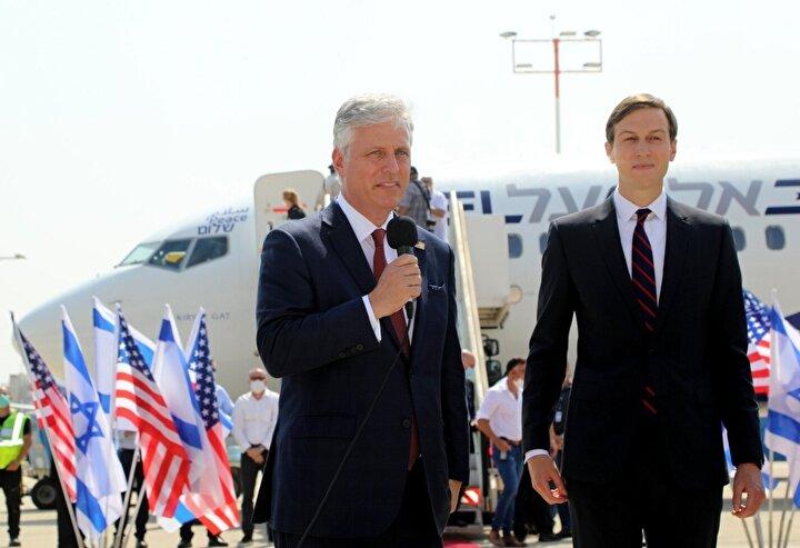 Uçağın pilotu uçuş öncesi yaptığı anonsta, Suudi Arabistan hava sahasını kullanacağını belirtti.