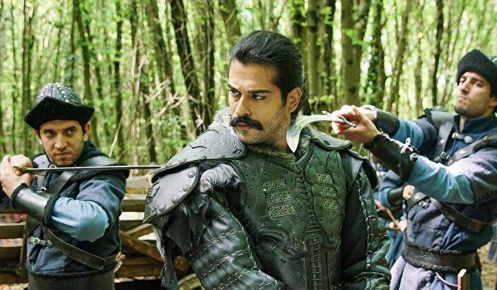 Atvnin çarşamba akşamları yayınlanan dizisi Kuruluş Osmanın ikinci sezon hazırlıkları sürerken, oyuncu kadrosuna yeni isimler eklenmeye devam ediyor.