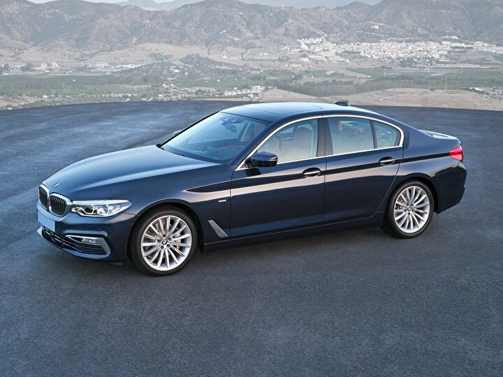 Yeni BMW 530i xDrive Sedan