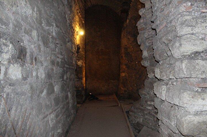 (Özel) İstanbul'un gizli sarayı böyle görüntülendi