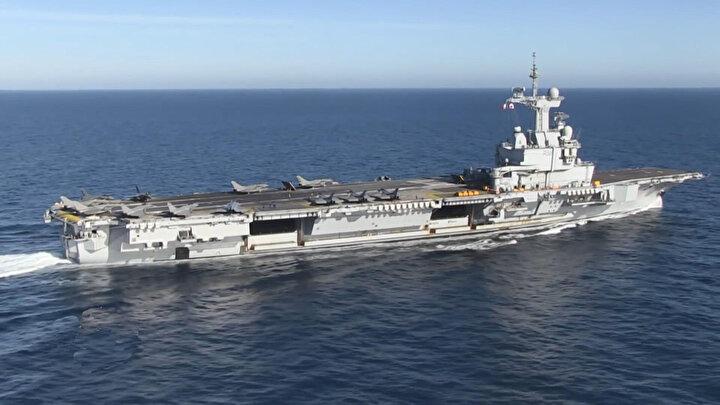 Geminin daha önce 9 ay boyunca deniz görevlerinde bulunduğu ifade ediliyor.