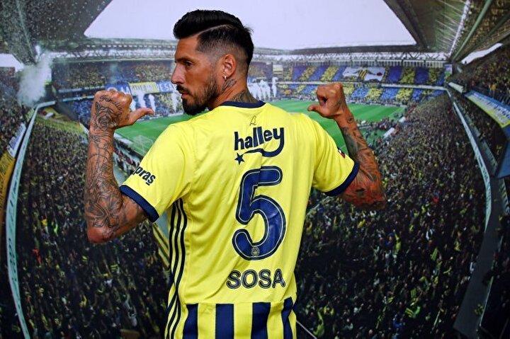 Mert Hakan ve Jose Sosa: Ligin en çok kilit pas atan orta saha oyuncuları (8478)