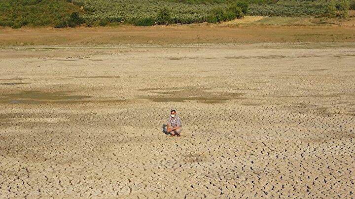 Barajdaki milin temizlenmesi durumunda köylüler bu toprağı gübre olarak kullanabilecek.