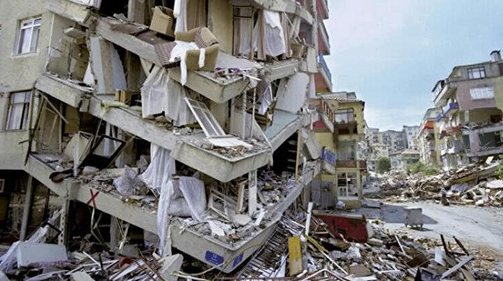 Elazığda 24 Ocakta meydana gelen depremin ardından oluşan hasardan görüntüler....