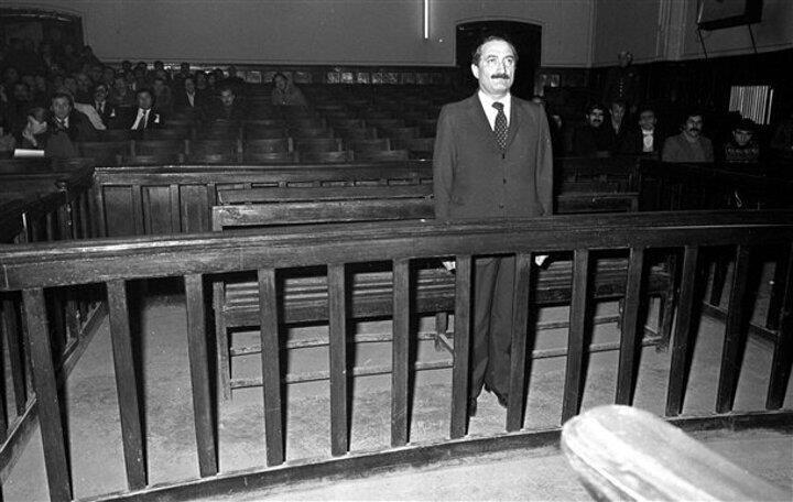 21 Haziran 1975 tarihinde Karabükte yaptığı konuşmada hükümetin manevi şahsiyetine hakaret ettiği gerekçesiyle hakkında dava açılan CHP eski başkanı Bülent Ecevitin Ankara 2. Ağır Ceza Mahkemesinde ifadesi alındı.