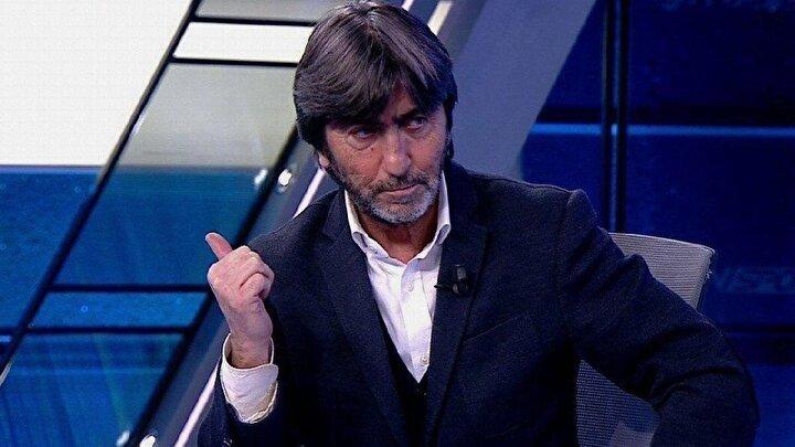 Karşılaşmanın ilk yarısının NTVde yorumlayan Rıdvan Dilmen, son günlerde gündemde olan Nikola Kalinic hakkında çok önemli bir açıklamada bulundu.