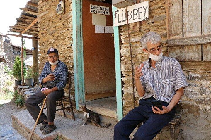 Lübbey'den göç eden ancak köyde evi bulunan bazı kişilerin de korona virüs nedeniyle hafta sonları köye geldiğini söyleyen Güler, kendisinin de hafta sonları ailesiyle birlikte köy evinde yaşadığını ifade etti.