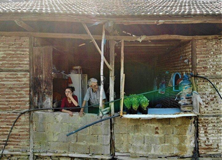 Şu anda sadece 5 ihtiyarın yaşadığı Lübbey, korona virüs salgının yaşandığı dönemde de sessiz ve sakin görüntüsüyle dikkat çekiyor.