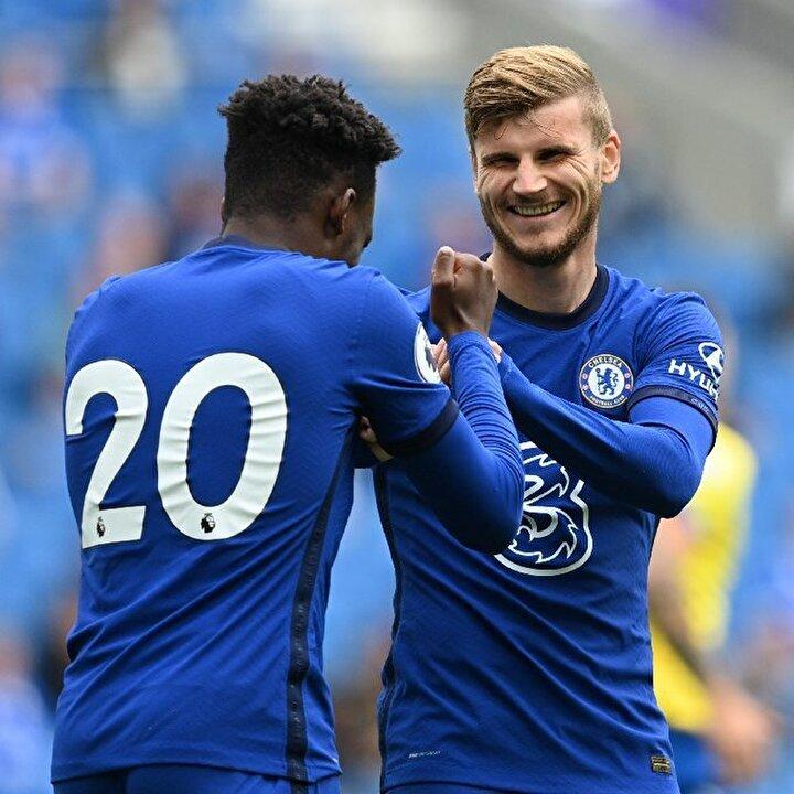 Ülkenin son yıllarda yetiştirdiği en önemli santrforlar arasında gösterilen ve milli takımda 30 maçta 12 gole imza atan RB Leipzigde forma giyen Wernerin bonservisi için Chelseanin kasasından 53 milyon euro çıktı.