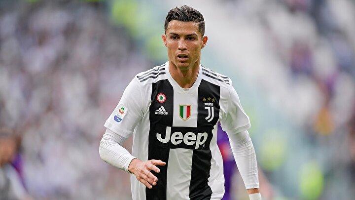 2- Cristiano Ronaldo Juventus 117 milyon dolar