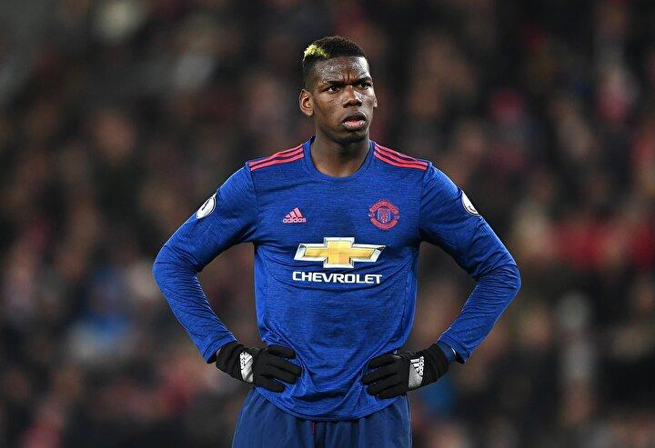 6 - Paul Pogba Manchester United 34 milyon dolar