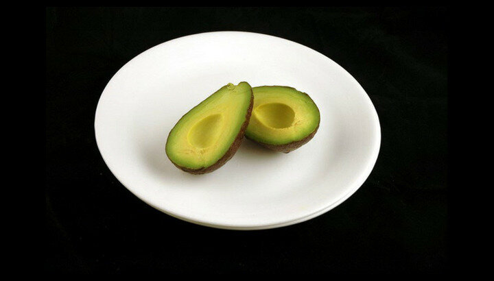 125 gram avokado