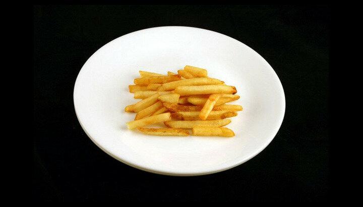 73 gram patates kızartması