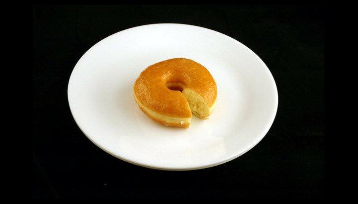 52 gram donut