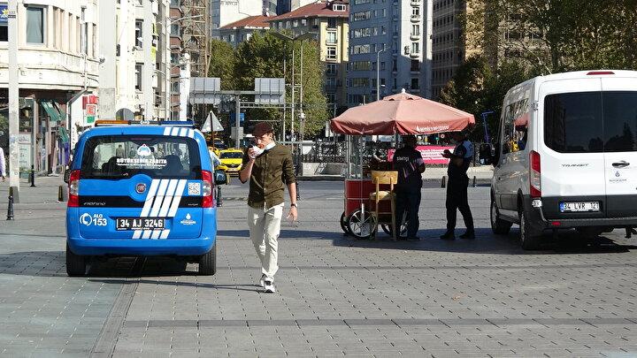 Bu nedenle işgaliye ödemeleri de Beyoğlu Belediyesine yapılıyordu.